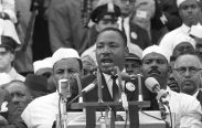 Martin Luther King: I have a dream speech