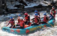 Whiitewater Rafting upper Hudson by Chetan Sarva