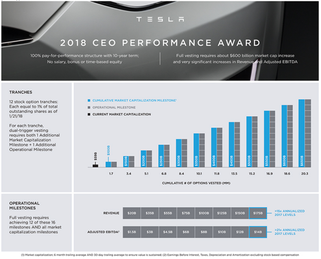 Tesla CEO performance