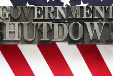 government shutdown by istock photos